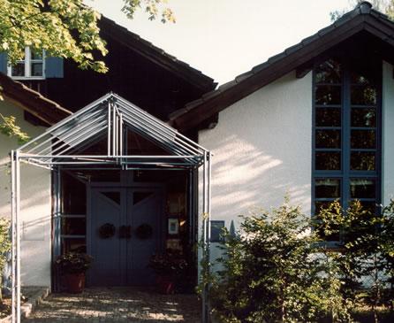 architekt klaus peter scharf wolfratshausen sanierung und umbauten umbau wohnhaus. Black Bedroom Furniture Sets. Home Design Ideas